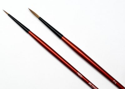Top RGG Miniature Brushes