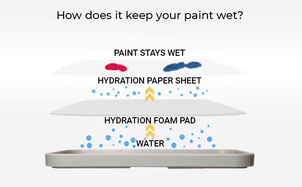 what is a wet palette
